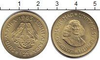 Изображение Монеты ЮАР 1/2 цента 1963  UNC-