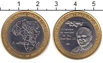 Изображение Монеты Центральная Африка Центральная Африка 2007 Биметалл XF