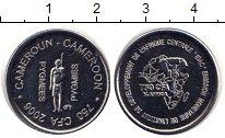 Изображение Монеты Камерун 750 франков 2005 Медно-никель XF