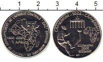 Изображение Монеты Камерун 1500 франков 2006 Медно-никель VF