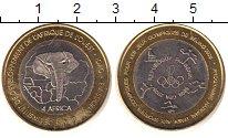Изображение Монеты Бенин 6000 франков 2005 Биметалл VF
