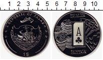 Изображение Монеты Палау 1 доллар 2008 Медно-никель UNC-