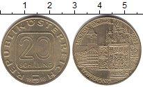 Изображение Монеты Австрия 20 шиллингов 1998  XF
