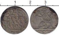 Изображение Монеты Гессен-Кассель 1/24 талера 1783 Серебро VF
