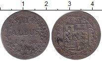 Изображение Монеты Гессен-Дармштадт 2 альбуса 1704 Серебро VF