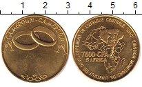 Изображение Монеты Камерун 7.500 франков 2006  XF Обручальные кольца,
