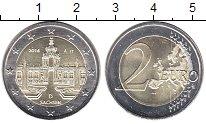 Изображение Мелочь Германия 2 евро 2016 Биметалл