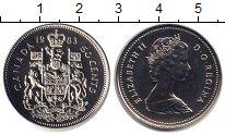 Изображение Монеты Канада 50 центов 1983 Медно-никель UNC