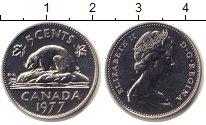 Изображение Монеты Канада 5 центов 1977 Медно-никель UNC