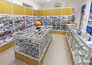 Салон продаж в Москве Клуб Нумизмат